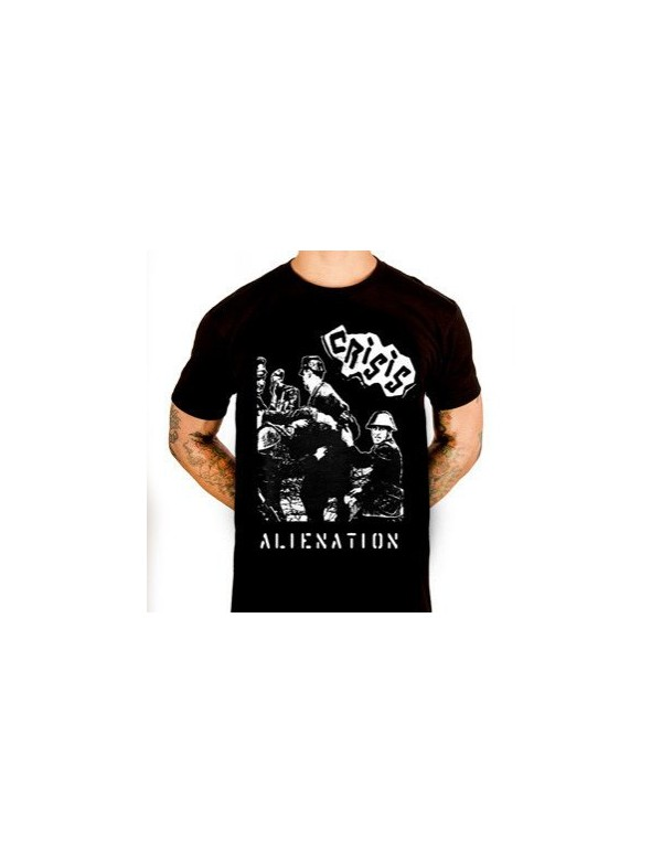 Crisis - Alienation - T-Shirt - M