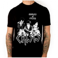 Crisis - Hymns Of Faith - T-Shirt - M