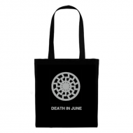 Black Sun Tote Fashion Bag