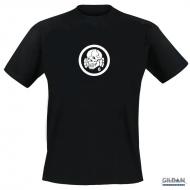 Totenkopf6 - Black T-Shirt - M