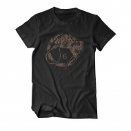 Whiphand6 Camo - Black T-Shirt - L