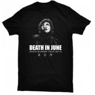 Snow Bunker Tour 2013 - Black T-Shirt - L