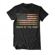 Death Of The West - Black T-Shirt - L