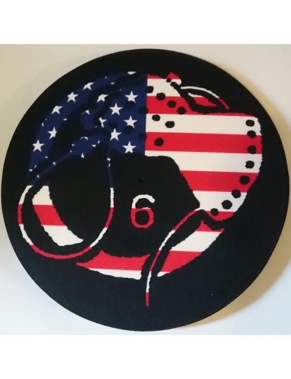 Slipmat - Whiphand6 US Flag