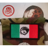Patch - ITALY Flag with Whiphand6