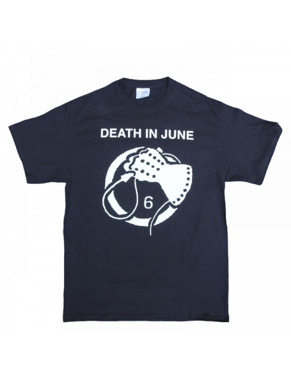 Whiphand6 Large - Black T-Shirt - L
