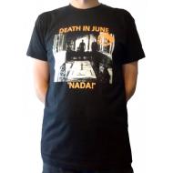 Nada! - Black T-Shirt - L