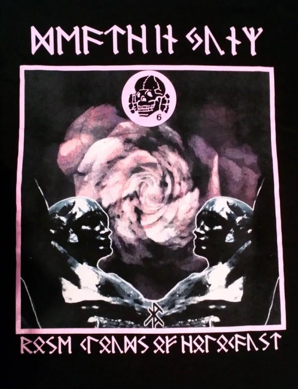 Rose Clouds Of Holocaust - Black T-Shirt - L