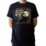Something Is Coming - Black T-Shirt - L